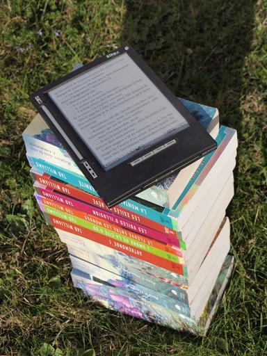 E-boeken en e-readers